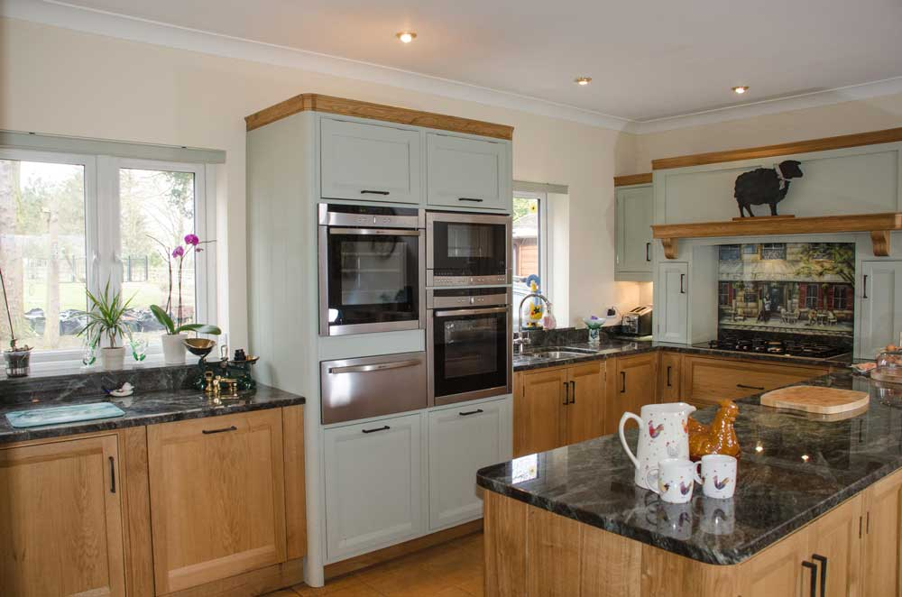 The Ashlawn Russell Vessey Kitchens